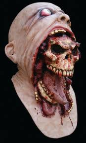uhyggelige masker til børn