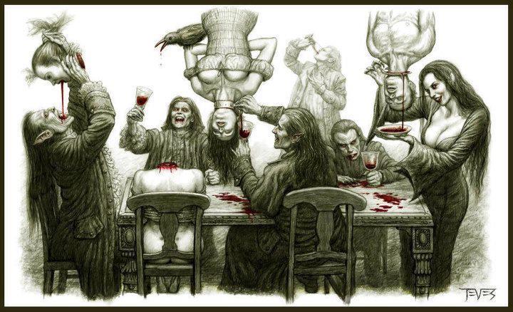 Romantiske vampyrer