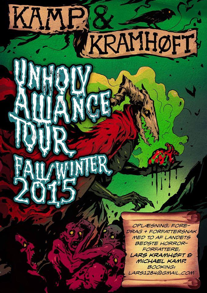 Unholy Alliance Tour 2015